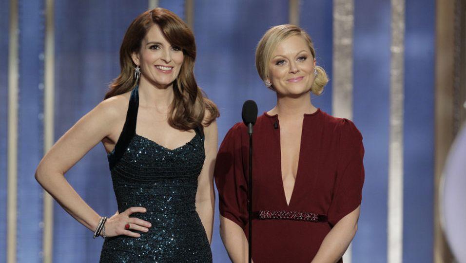 """""""Golden Globes"""" - Moderieren wieder Amy Poehler und Tina Fey?"""