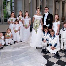 Victoria und Daniel von Schweden, Hochzeitstag, Liebe, Estelle, Prinz, Prinzessin