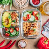 Abnehmen leicht gemacht: Diese Meal Prep Boxen können sogar in den Ofen!