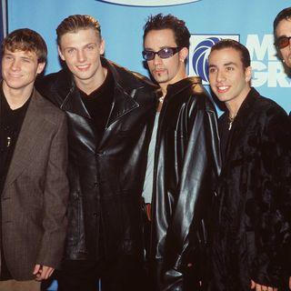 """1993 starteten die Backstreet Boys durch und sorgten mit """"Quit Playing Games"""" für ordentlich Kreischalarm bei Teenies!"""
