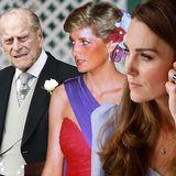 Royale Zankereien, Herzogin Kate, Prinzessin Diana, Prinz Philip