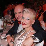 Melanie Müller und Ehemann Mike scheinen sich wieder anzunähern.