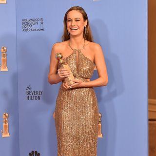Golden Globe Awards 2016 - Brie Larson