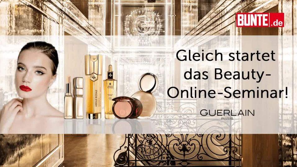 Online-Beauty-Seminar mit Elena Carrière