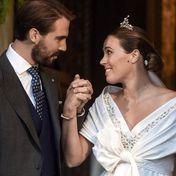 Philippos & Nina von Griechenland: Private Momente & überraschende Details! Ihre Hochzeit hatte es in sich