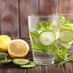 Fat Flush Water, Diät-Drink, Abnehm-Drink