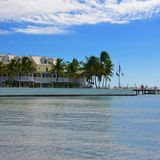 Wow, was für ein Ausblick! Key West ist wirklich traumhaft schön