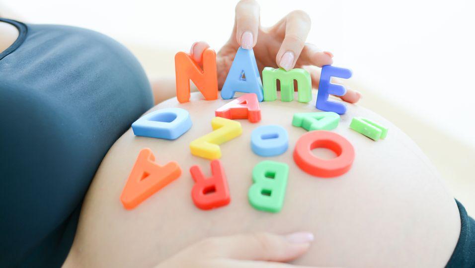 Symbolbild Babyname