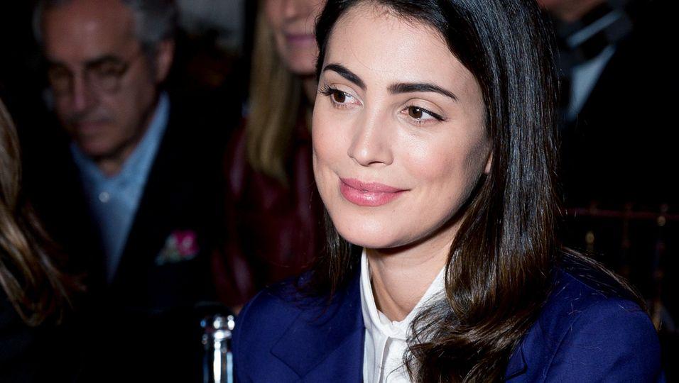 Coole Hosen-Looks & kaum Make-up: Die Prinzessin mischt die Fashion Week auf