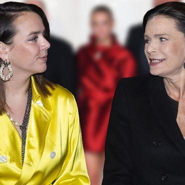 Stéphanie von Monaco - Im Satin-Mini auf den Roten Teppich – Tochter Pauline setzt auf Sinnlichkeit!