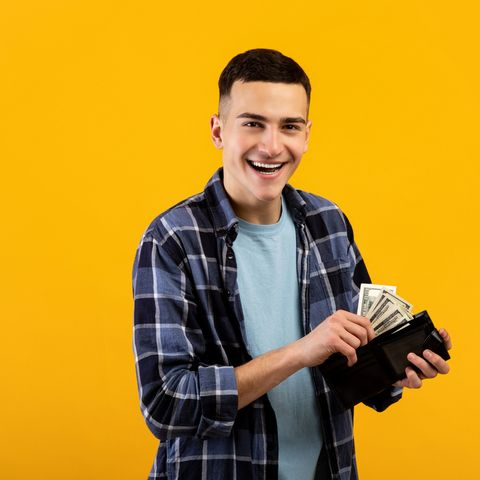 Mann träumt von Lotto-Gewinn – das tut er am nächsten Tag