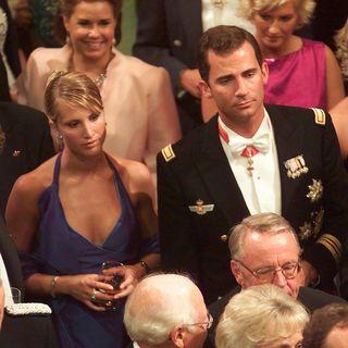 Felipe von Spanien; Eva Sannum
