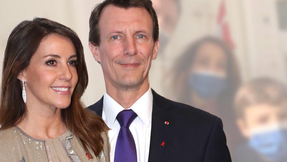 Ostern in Paris – doch alle haben nur Augen für Mini-Prinzessin Athena