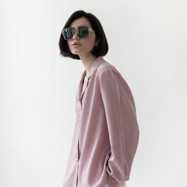 Gefunden bei Otto: Diese Oversized-Bluse liegt diesen Herbst im Trend