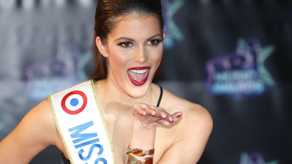 Die schönste Frau kommt aus Frankreich!