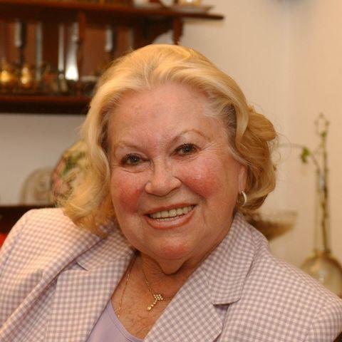 Die berühmteste Oberschwester Deutschlands: 2006 starb Eva-Maria Bauer im Alter von 82 Jahren an Brustkrebs.