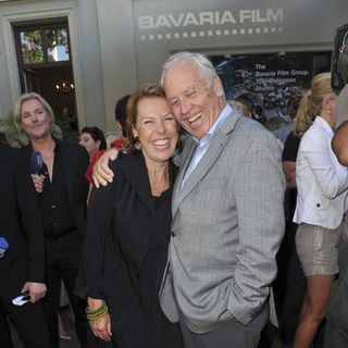 Gaby Dohm, Wolfgang Rademann (Bavaria Reception At Munich Film Festival 2011)