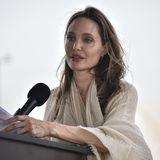 """Angelina Jolie: Harvey Weinsteins Sprecher nennt ihre Vorwürfe """"unverschämt falsch"""""""