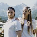 Fitness-Profi Björn Schulze und Alessandra Meyer-Wölden