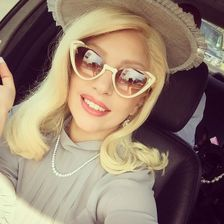 Sonnenbrillen, Lady Gaga