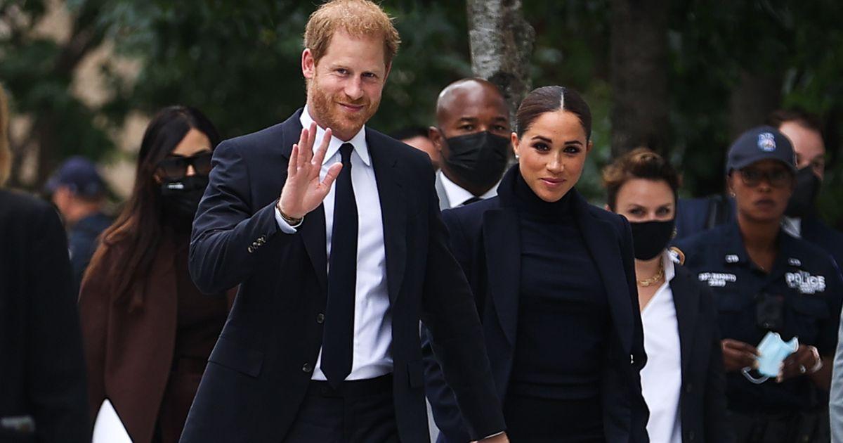 """Prinz Harry & Herzogin Meghan: Sie sind Royal Family """"in den Rücken gefallen"""""""