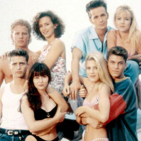 Beverly Hills 90210 - So sehen die Stars von damals heute aus