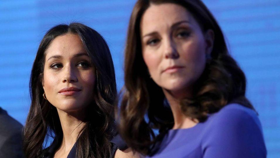Das eisige Schweigen der Schwägerin: Kate, du enttäuscht mich!