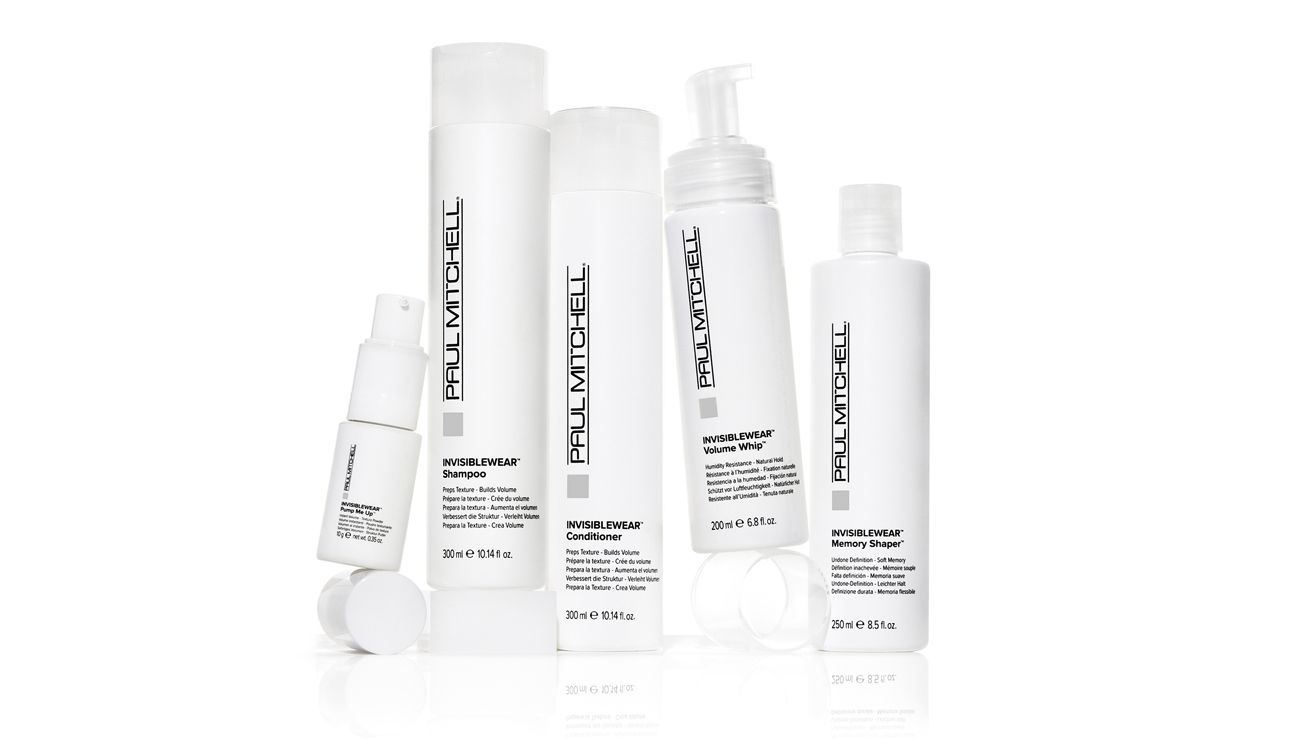 Native Paul Mitchell Invisiblewear