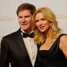 Veronica Ferres und Carsten Maschmeyer haben sich am 11. November 2011 in Paris verlobt - heimlich, still und leise ...