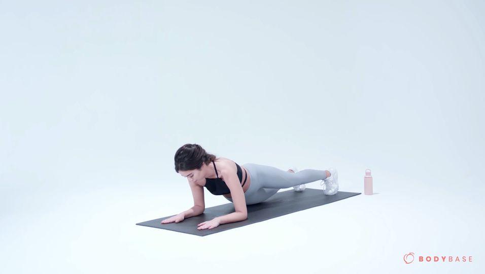 Plank Rotation