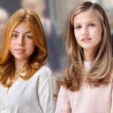 Schüchterne Blicke & blonde Mähnen: Ihre Einschulungs-Fotos entzücken