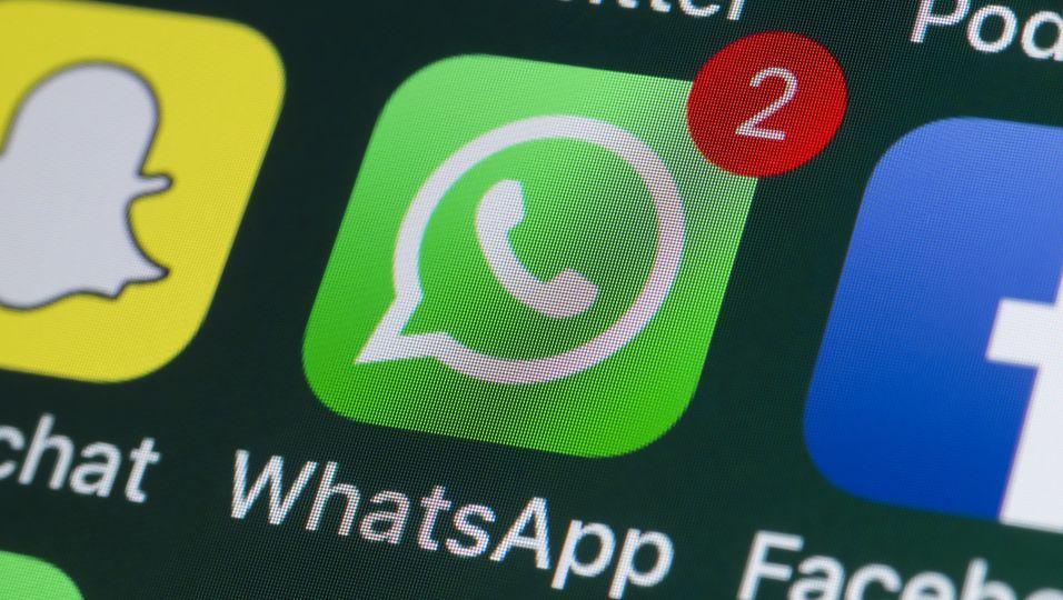 WhatsApp-Betrugmasche