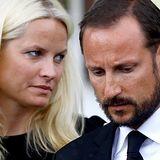 Haakon & Mette-Marit von Norwegen