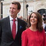 Marie und Joachim von Dänemark