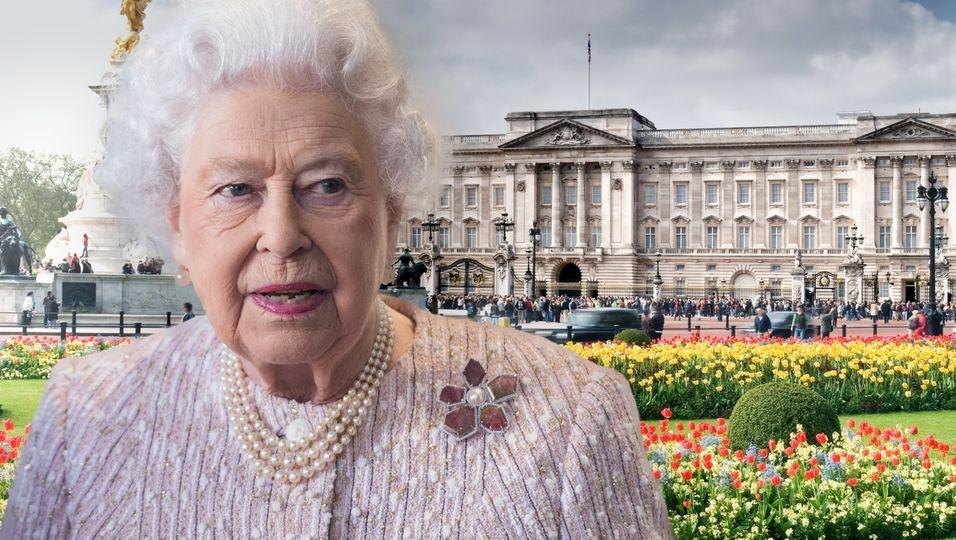 Buckingham Palace – hier wird Geschichte geschrieben