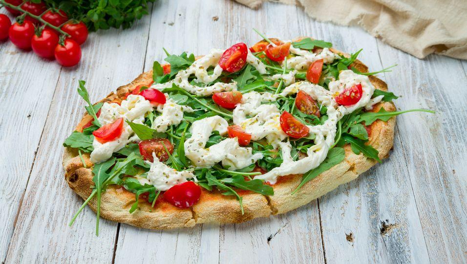 Statt Pizza: Das ist Pinsa