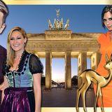 Bambi Stars, Helene Fischer, Robbie Williams, Miley Cyrus, Victoria Beckham