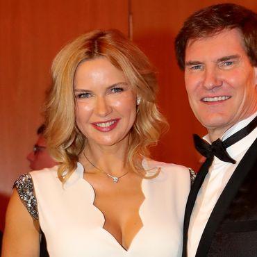 Veronica Ferres und Carsten Maschmeyer feiern ihr Patchwork-Glück.