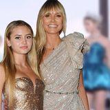 Heidi Klum - Bildschön wie Mama! Tochter Leni begeistert auf dem Catwalk