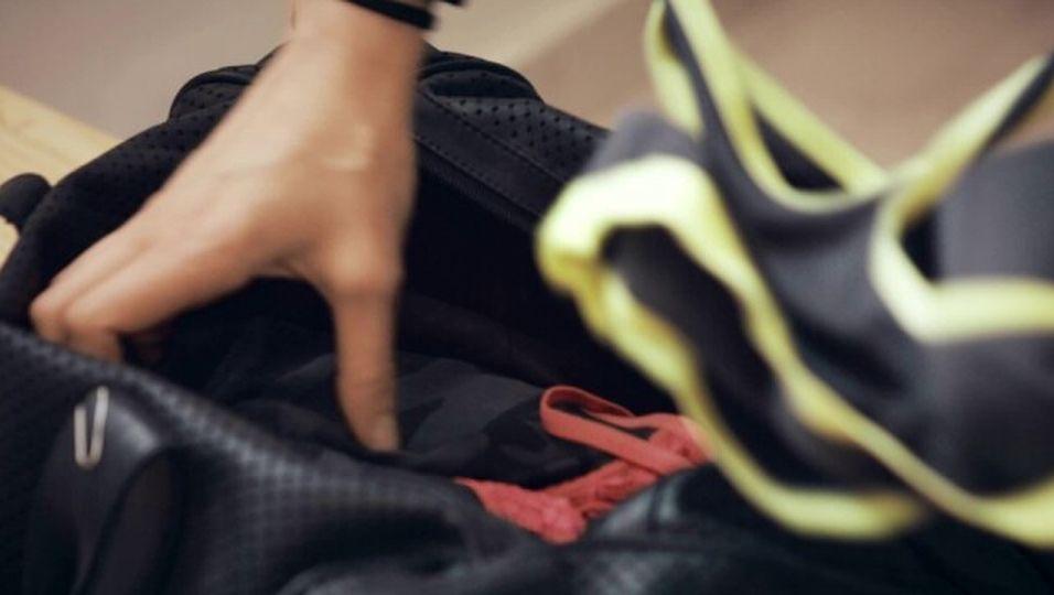 Stinkende Sportkleidung: So vermeidest du unangehmen SChweißgeruch
