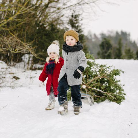 Skandinavische Vornamen für Mädchen und Jungen