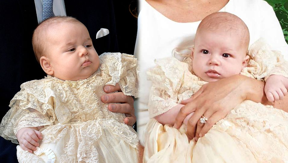 Prinz Georg of Cambridge, Archie Harrison Mountbatten-Windso