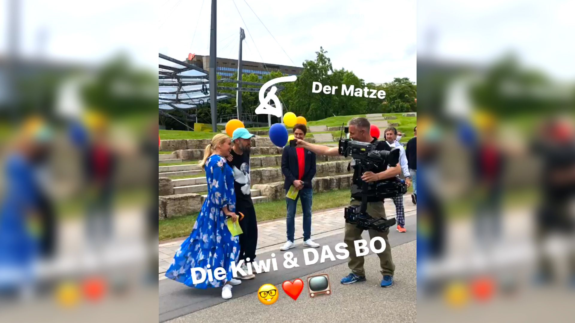 Kiwi und Das Bo