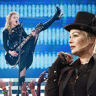 Madonna, Kim Wilde
