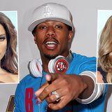 Mariah Carey, Nick Cannon, Jennifer Lopez