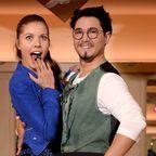 Erich Klann & Victoria Swarovski