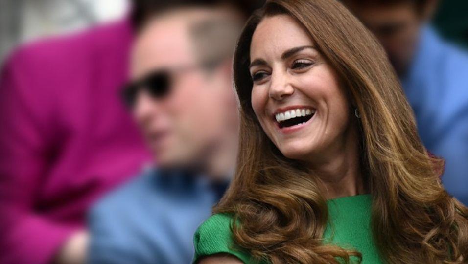 Nach 5-tägiger Selbstisolation: In Wimbledon macht sie Hoffnung in grün