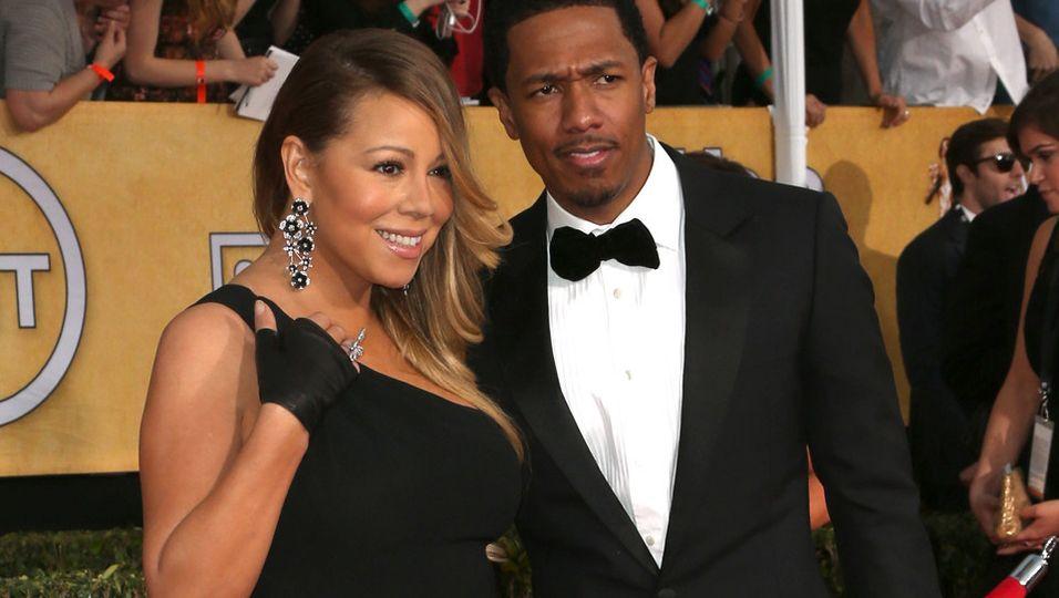 Mariah Carey   Nick Cannon sorgt sich um die Kinder