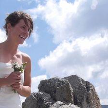 Hochzeit auf 4000 m