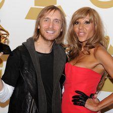 David, Cathy Guetta